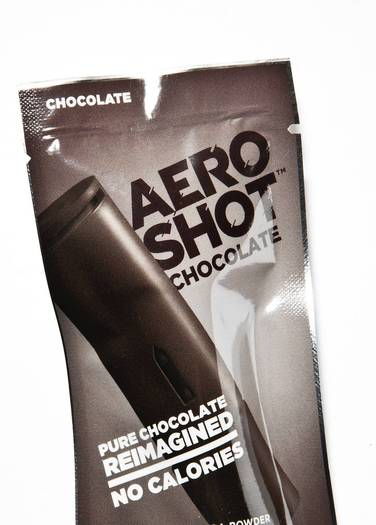 Chocolate by Aero Shot