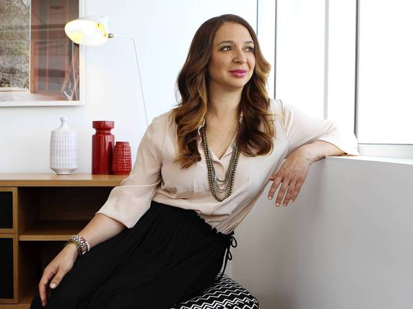 "Maya Rudolph has a new show, ""Up All Night."""