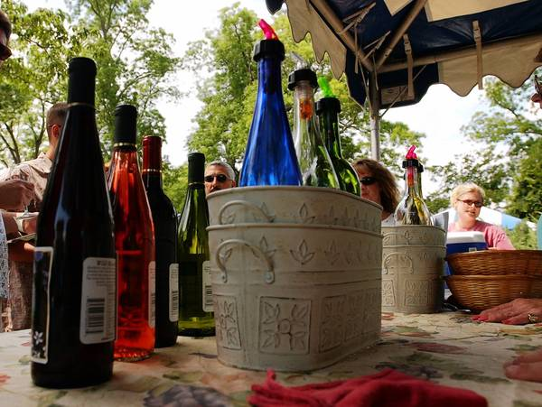 The annual Summer Celebration Wine Festival takes place June 9, 2012, at Historic Lee Hall Mansion in Newport News.
