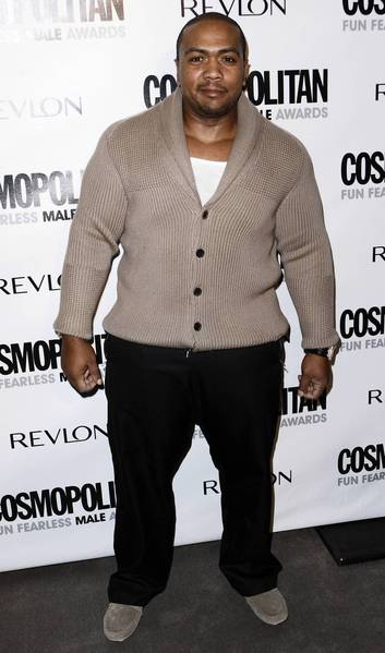 Timbaland arrives at the 2009 Cosmopolitan Magazine Fun Fearless Male Awards in Los Angeles on Monday, March 2, 2009. The producer and performer is scheduled to be part of Shaggfest on June 9, 2012.