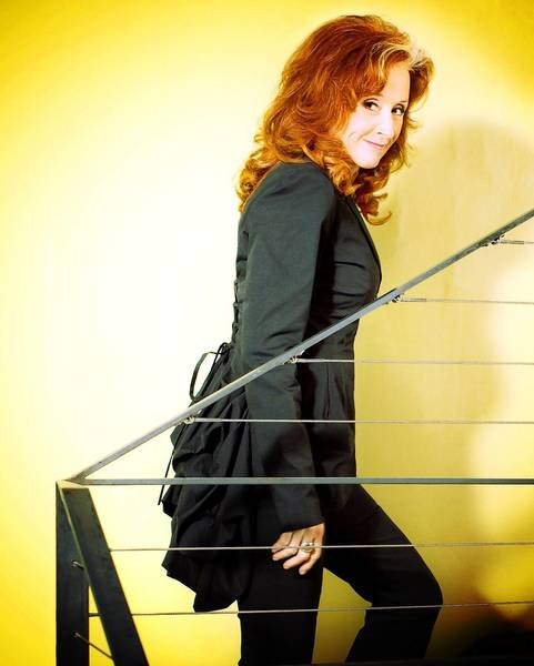 Bonnie Raitt is scheduled to perform in Portsmouth June 13, 2012.