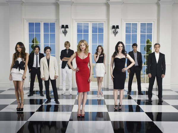 "At first glance, ""Revenge"" comes off as a primetime version of a daytime soap opera... well, they do have some similarities but ""Revenge"" is so much more than that. It is dramatic, compelling, and exciting. If you haven't watched this show, you better hop on the bandwagon because it was one of the most talked about dramas this year. The entire season is available on Hulu Plus and iTunes. <br> <br>  Sundays at 9p.m. on ABC, Season 2 premieres this Fall."