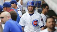 Stewart only lefty in Cubs lineup