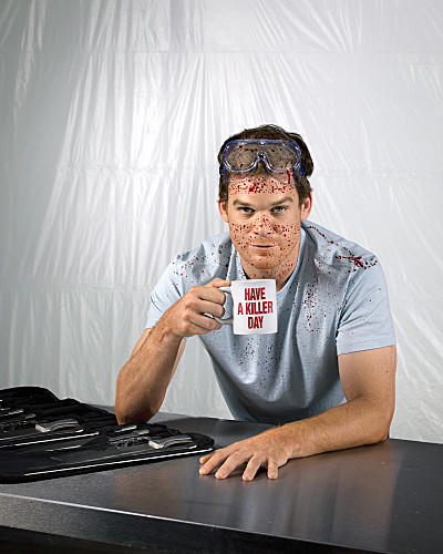 "There is a certain feeling you get at the end of every episode of ""Dexter""-- basically you feel the need to talk to someone about the crazy events that happened in the episode or just discuss predictions for week. So if you decide to dedicate a portion of your summer watching the first 6 seasons, be sure to watch with someone or know someone that has seen it before. ""Dexter"" is an amazing show and absolutely worth catching up on. Every season thus far is available on DVD and season 6 is available on showtimeanytime.com. <br> <br>  Season 7 premieres at 9p.m. on Sunday, September 30 on Showtime."