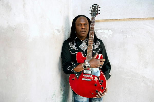 Joe Louis Walker plays the Chicago Blues Festival on Friday.