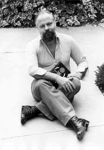 Author Philip K . Dick