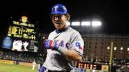 Josh Hamilton, Four Home Run Game
