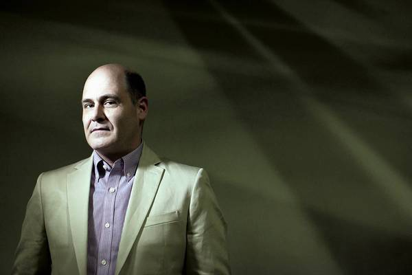 """Mad Men"" creator and executive producer Matt Weiner."