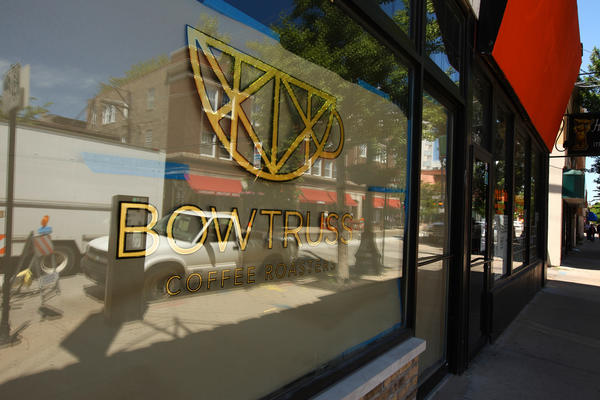 Bow Truss Coffee Roasters is due to open on Broadway in Lakeview this summer.