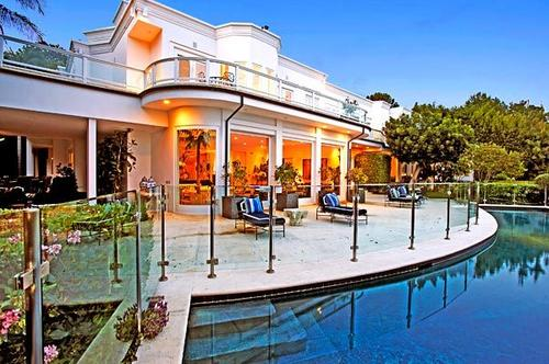 Entertainment Studios head Byron Allen bought an estate in Beverly Hills for $17 million.