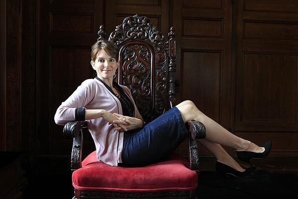 Celebrity portraits by The Times: Tina Fey is contemplating life after her NBC comedy series, 30 Rock.  MORE: Tina Fey, team queen | Favorite 30 Rock moments