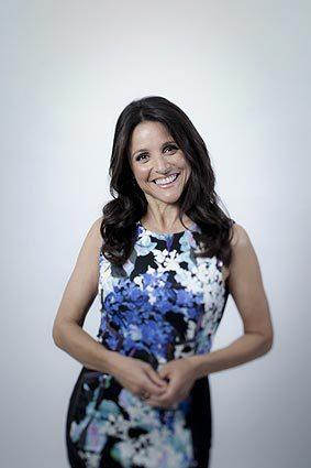 "Julia Louis-Dreyfus retuned to TV this year on HBO's ""Veep."" <br><strong>MORE:</strong> <a href=""http://www.latimes.com/entertainment/envelope/emmys/la-en-welcome-back-20120607,0,5470547.story"">The view from three TV veterans</a>"