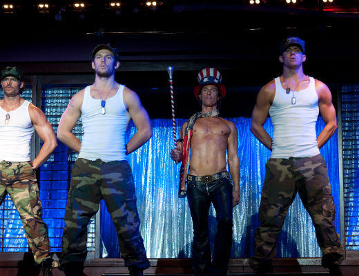 'Magic Mike' pictures: Steamy shots of Channing Tatum, Matt Bomer, Matthew McConaughey and more: Magic Mike