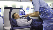 NEW YORK (Reuters Health) - Flying is a headache for most people, but for some that figure of speech becomes literal, according to researchers.