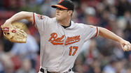-- Heading into Thursday night, Orioles left-hander Brian Matuszhad strung together four quality starts and, gradually, was putting to rest concerns that he had lost the form that once made him the organization's most promising pitcher.