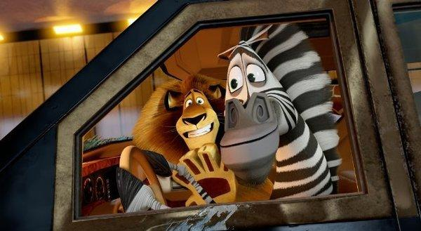"""Madagascar 3: Europe's Most Wanted"""