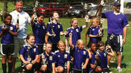 Lady Leopards U10 girls soccer