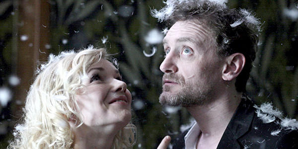 """Sophie Quinton and Jean-Paul Rouve as seen in """"Nobody Else But You,"""" a film by Gerald Hustache-Mathieu."""
