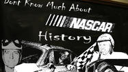 The Backstretch Blog: Don't Know Much About History