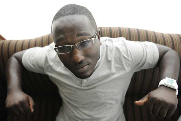 Hannibal Buress is a Chicago comic who's risen to national headliner status.