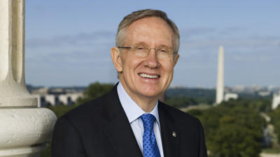 Sen. Harry Reid, D-Nevada