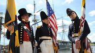 As many as 1 million people — far more than fought over Fort McHenry 200 years ago — will cram Baltimore's waterfront and squeeze their boats into narrow crannies around the harbor this week to welcome Navy vessels and tall ships, kicking off the state's commemoration of the War of 1812.