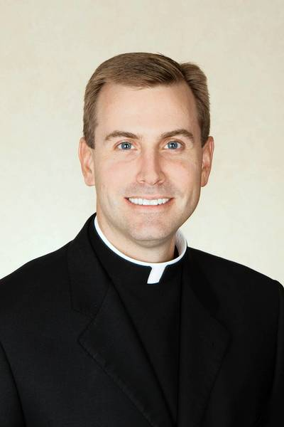 The Rev. David Toups is the new rector at St. John Vianney Regional Seminary.