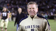 "<span style=""font-size: small;"">The pain had reached excruciating levels on several occasions</span><span style=""font-size: small;""> throughout the 2011 Notre Dame football season.</span>"
