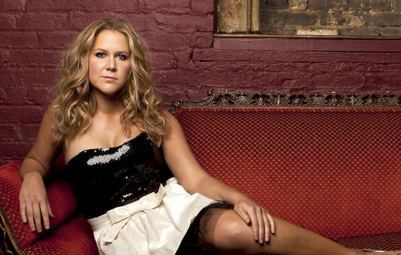 Amy Schumer performs at the Just for Laughs Festival at Park West in Chicago on June 13.