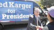 For decades, a fear of discrimination kept Fred Karger from seeking office and coming out as openly gay.