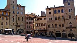Finding inspiration in a Renaissance painter's Italian hometown
