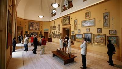 New Barnes Foundation offers up its treasures in Philadelphia