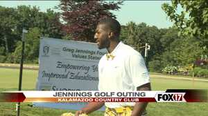 Greg Jennings & Friends Give Back With Golf