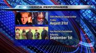 The Rib America Festival will rock out this Labor Day weekend. The lineup for the festival at Military Park was released Friday.