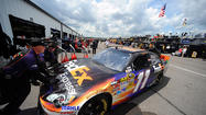 PICTURES: Practices for the 31st Annual Pocono 400 Friday.