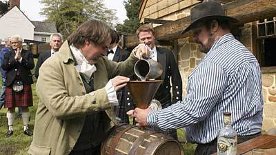 New spirit infuses historic Mount Vernon
