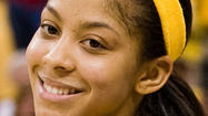 The injuries have stacked up for Candace Parker, a human pincushion the last few years.