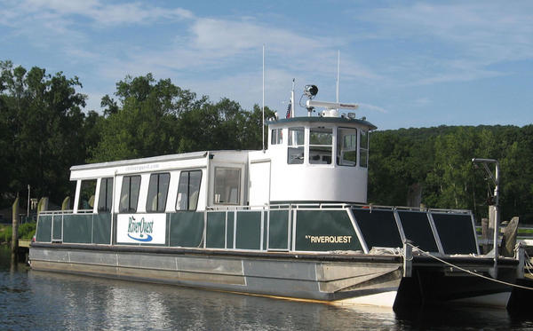 "Dad cruises for half price on Father's Day aboard the RiverQuest from Eagle Landing State Park, 1 Marine Park, Haddam. Departure is at 1:30 p.m. and families can bring lunch on board for the 90-minute cruise. Other adults pay $20, kids are $15. Reservations and more information: <a href=""www.ctriverquest.com"">www.ctriverquest.com</a>and 860-662-0577."