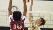 Photo Gallery: Private vs. Public in All-Star boys' volleyball match