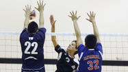 Private schools vs. public schools all star volleyball match
