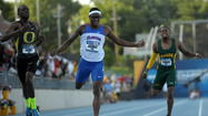 Florida track national championship