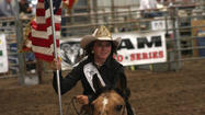 With the annual State Finals Rodeo in Hutchinson, many high school athletes looked to cap off a season of tough competition, while others were looking to build some momentum going to the National Finals Rodeo in Wyoming.