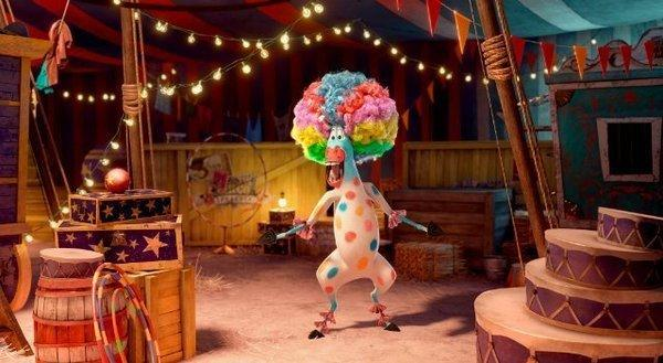 """Madagascar 3: Europe's Most Wanted"" tops the box office"