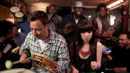 Jimmy Fallon, Carly Rae Jepsen and The Roots Sing 'Call Me Maybe'
