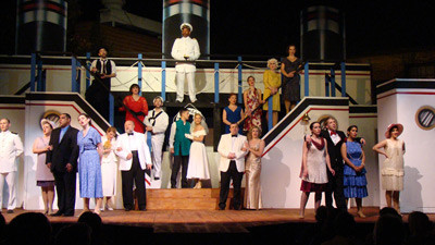 Annapolis Summer Garden Theatre 39 S Anything Goes Is A Pleasure Cruise La Times
