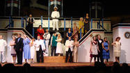 Annapolis Summer Garden Theatre's 'Anything Goes' is a pleasure cruise