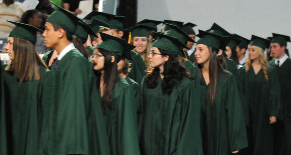 Emmaus High School held their 122nd graduation on Sunday at Stabler Arena in Bethlehem.