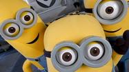 Universal Studios: Guests get look at new Despicable Me Minion Mayhem
