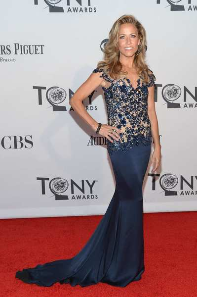 Tony Awards 2012 | Red carpet: Singer Sheryl Crow.