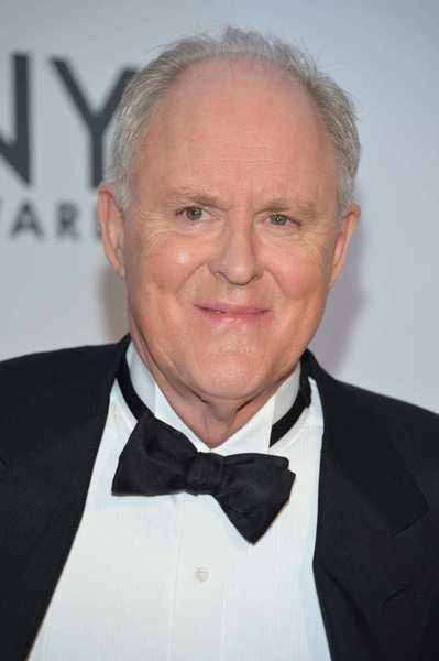 Tony Awards 2012 | Red carpet: The Columnists John Lithgow is nominated for actor in a leading role in a play.